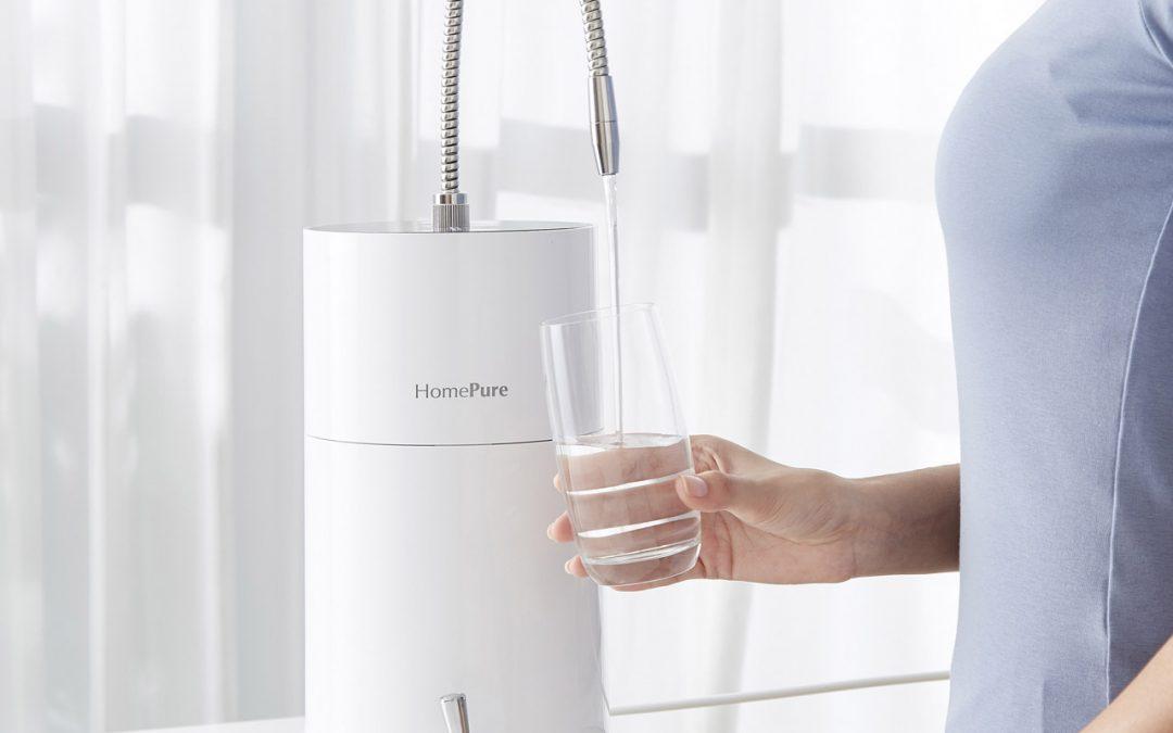 Wie funktioniert ein Wasserfilter?